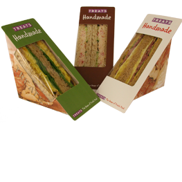 Branded Sandwich Packs